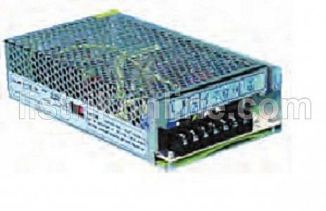 FORT Power Supply Triple Output Type T-100D/T-120-D